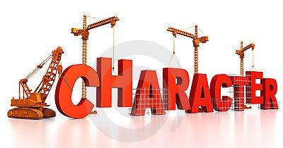 Writing Character Development Chart